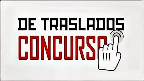 🚌 CONCURSO DE TRASLADOS   Publicado Concurso Escala Técnica Sociosanitaria y Publicada Corrección Concurso SS.LL. Farmacia y Veterinaria
