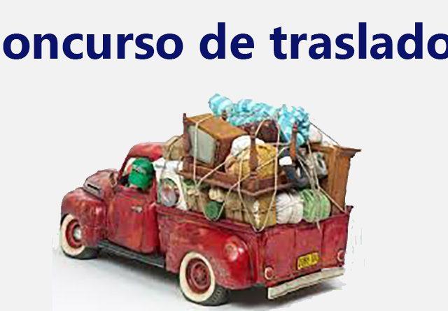 CONCURSO TRASLADOS | CPL4/2020 Convocada reunión Comisión de Valoración 30 de noviembre