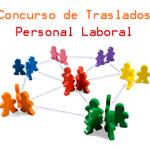 CONCURSO DE TRASLADOS PERSONAL LABORAL. Listado de vacantes CPL2 Y CPL3