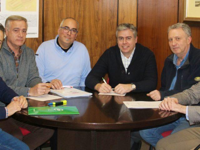 Adoptado acuerdo para la renovación de los convenios de la Estación de Autobuses y del Estacionamiento Regulado de Albacete (EMISALBA)