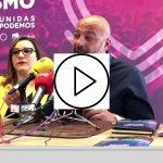 Garcia Molina (UP) nos intenta vender la moto con una OPE inconstitucional y xenófoba.
