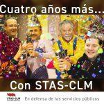 CUATRO AÑOS MÁS CON STAS