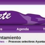 Convocadas 74 plazas de personal funcionario del Ayuntamiento de Albacete