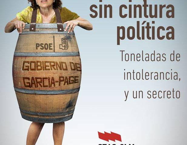 PRESENTACIÓN Y FIASCO DE UNA CONSEJERA SIN CINTURA POLÍTICA, TONELADAS DE INTOLERANCIA Y UN SECRETO
