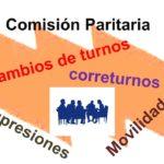 Comisión Paritaria de Personal Laboral del 28 de noviembre de 2019