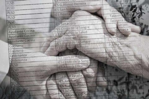 LA LISTA DE NATI: 776 refuerzos en las residencias públicas durante la pandemia