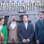 Page, PP y VOX: las tres derechas contra el Hospitalito del Rey