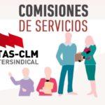 COMISIONES DE SERVICIO | Oferta de puestos Personal Funcionario
