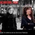 Macarena Sáiz, el verso suelto de Hacienda