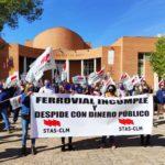 14 DE OCTUBRE | Manifestación contra las prácticas antisindicales de FERROSER