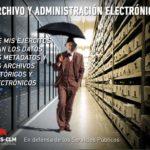 ARCHIVO Y ADMINISTRACIÓN ELECTRÓNICA   ¿Por qué nadie lee a Luis Martínez?