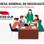 ⭕ EMPLEO PÚBLICO | Convocatoria Mesa General Personal Empleado Público, 14 de junio de 2021