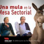 ⭕ EMPLEO PÚBLICO | Una mula en la Mesa Sectorial