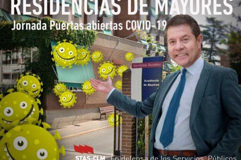 ☣️ CORONAVIRUS | El SESCAM pretende derivar pacientes COVID-19 del Hospital a la Residencia de Mayores de Talavera de la Reina