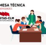MESA TÉCNICA | Consejería de Sanidad. Personal Laboral